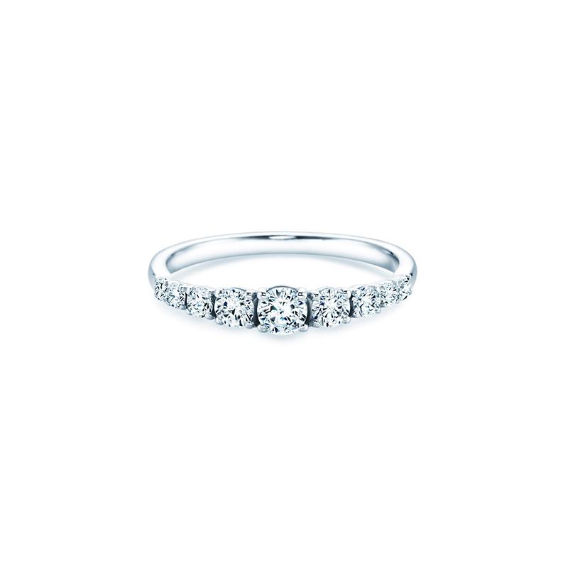 9 Diamonds Verlobungsring