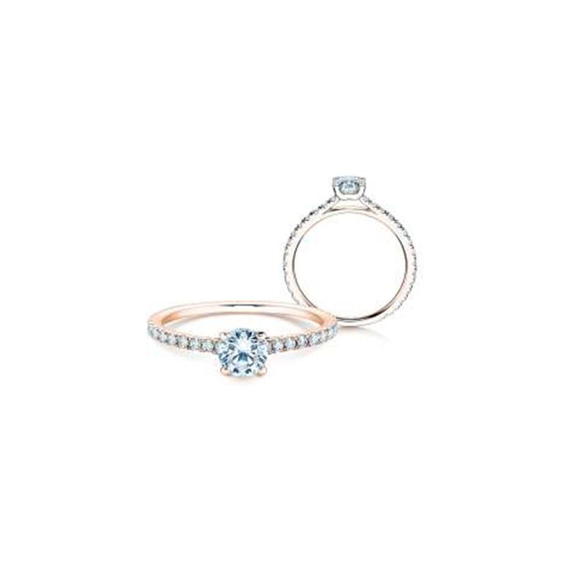 Pure Diamond Verlobungsring