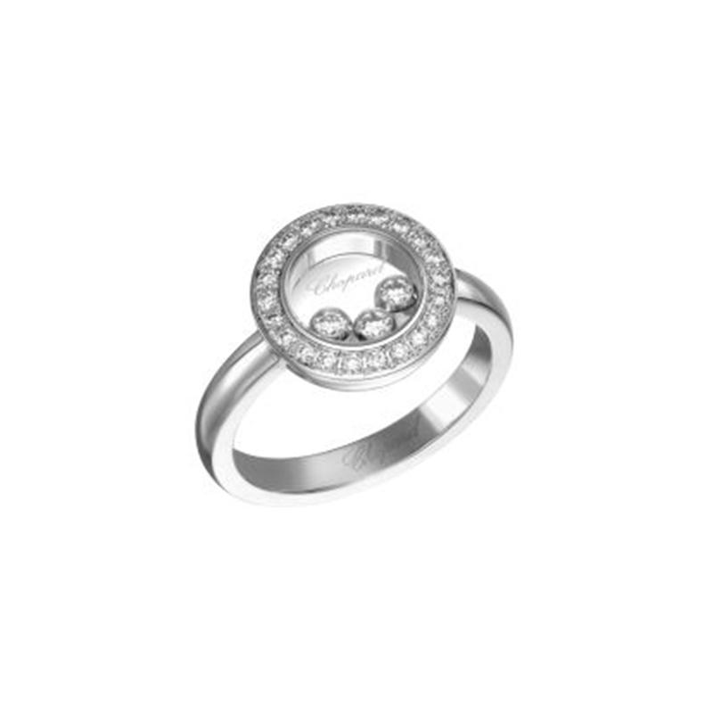 Happy Diamonds Ring