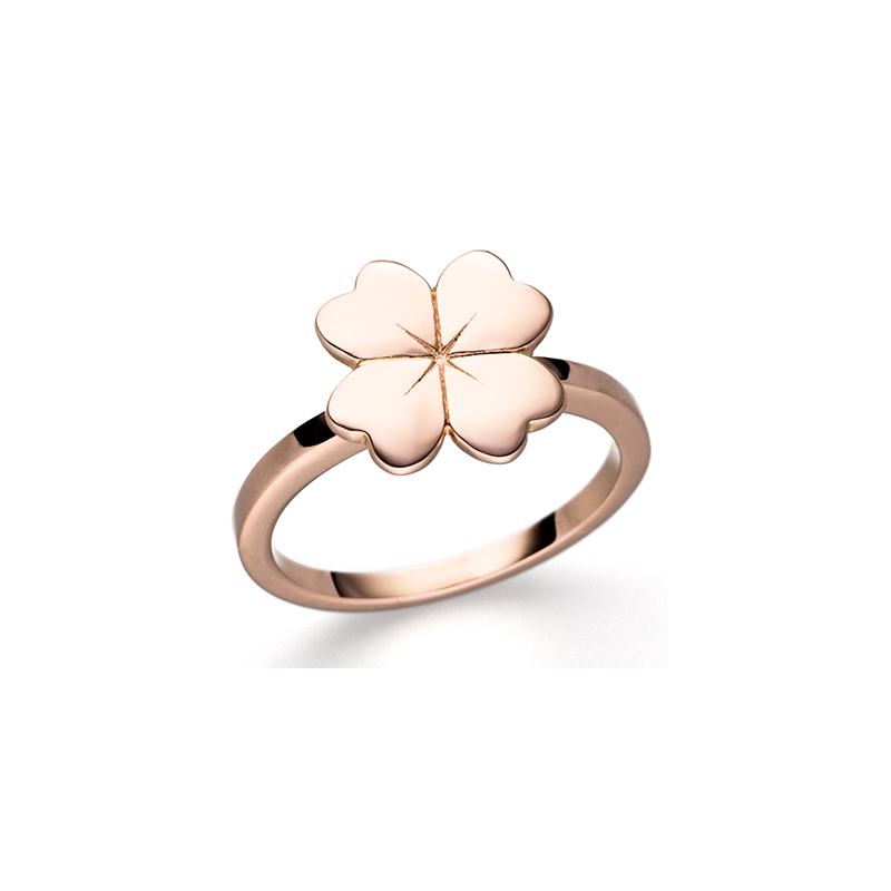 Rosegarden Lucky Leaf Ring