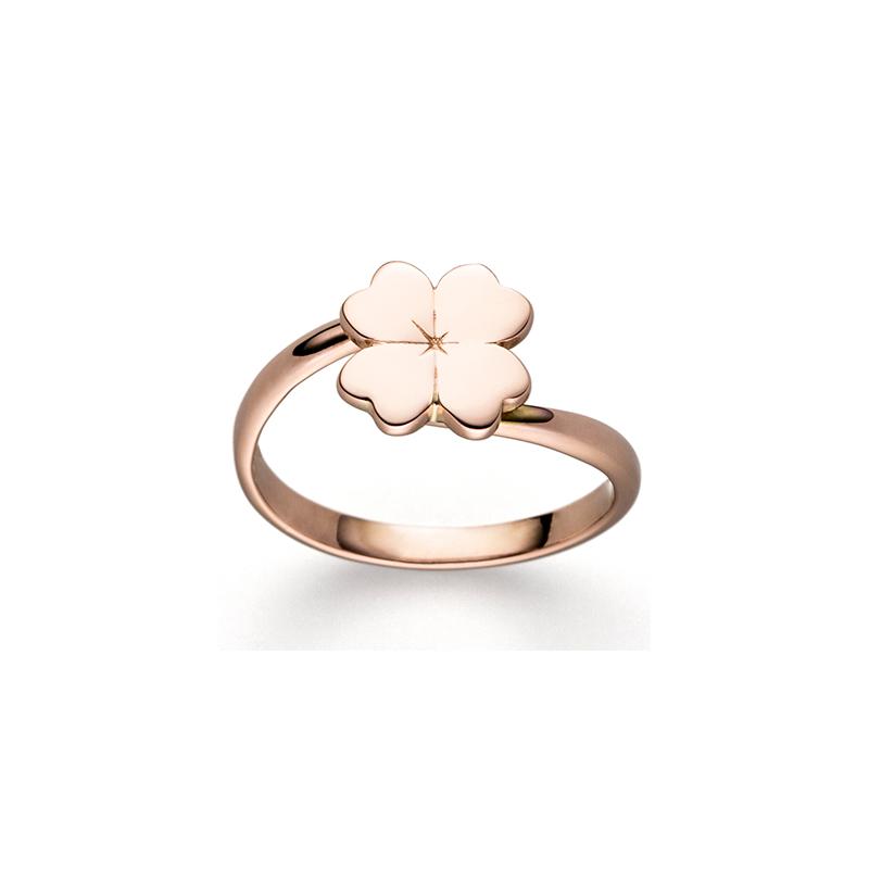 Rosegarden Lucky Leaf Ring