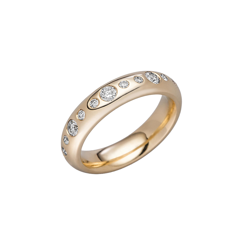 Brillant-Ring