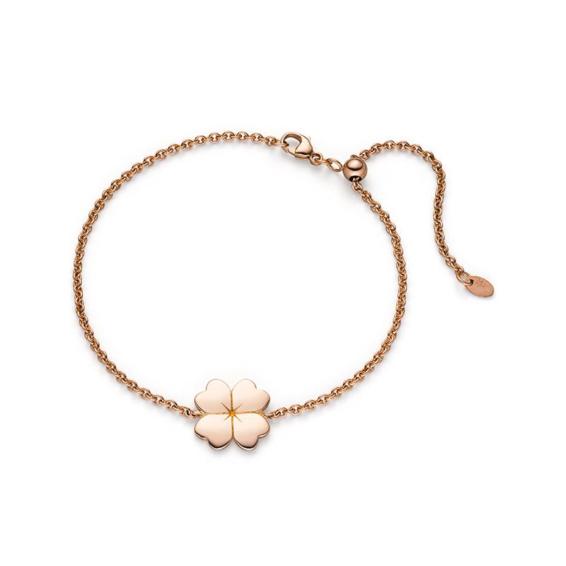 Rosegarden Lucky Leaf Armband