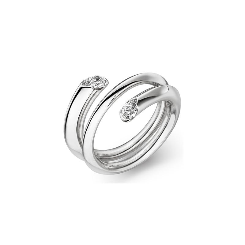 Calla Designer-Ring