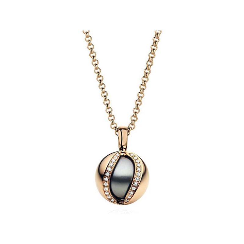 Mystery Pendant Collier
