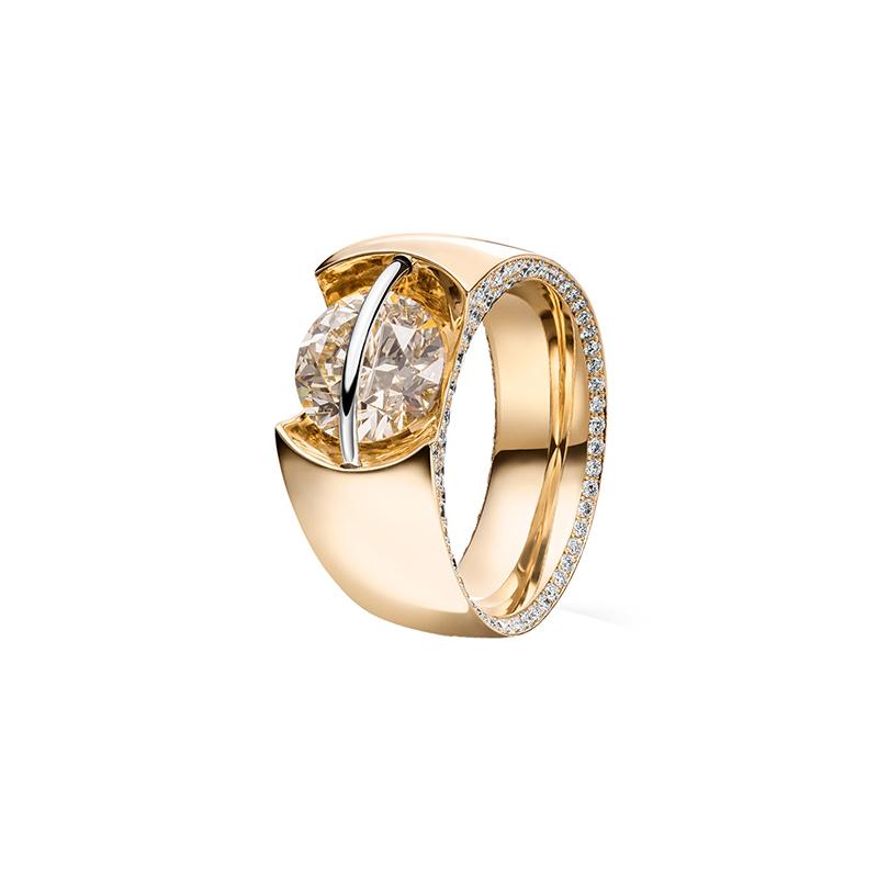 Liberté Designer-Ring