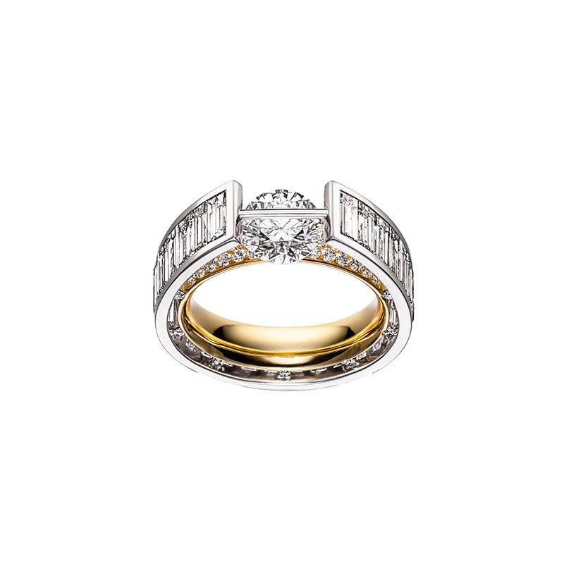 Liberté The Crown Ring