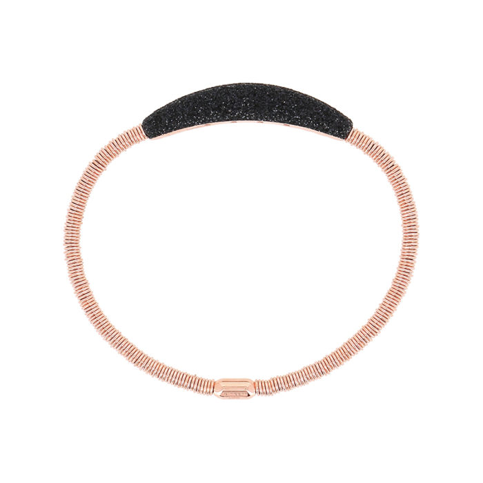 Hollow Ring Polvere di Sogni Armband